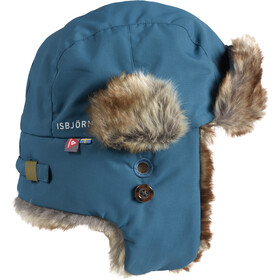 Isbjörn Squirrel Winter Cap Kids petrol